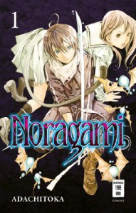 Noragami Vol. 1 - Adachi Toka