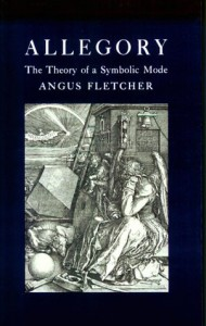 Allegory: The Theory of a Symbolic Mode - Angus Fletcher