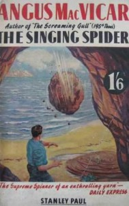 The Singing Spider - Angus MacVicar