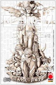 Death note: 12 - Takeshi Obata;Tsugumi Ohba