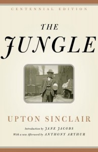 The Jungle - Upton Sinclair, Anthony Arthur, Jane Jacobs