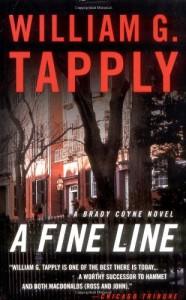 Fine Line - William G. Tapply