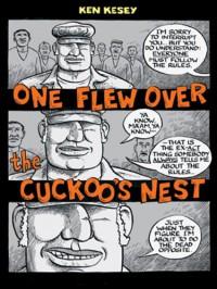 One Flew Over the Cuckoo's Nest - Ken Kesey, Robert Faggen, Joe Sacco, Chuck Palahniuk