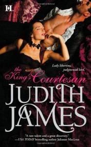 The King's Courtesan - Judith James