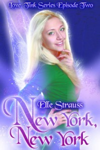 New York, New York - Elle Strauss