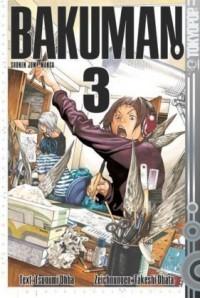 Bakuman 03 - Takeshi Obata;Tsugumi Ohba