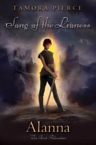 Alanna: The First Adventure (Song of the Lioness #1) - Tamora Pierce
