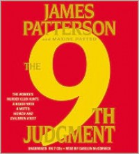 The 9th Judgment - James Patterson, Carolyn McCormick, Maxine Paetro