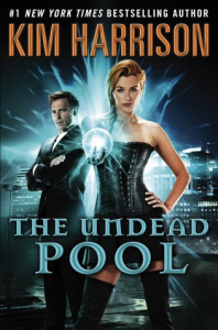 The Undead Pool  (The Hollows, #12) - Kim Harrison