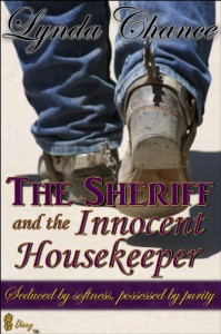 The Sheriff and the Innocent Housekeeper - Lynda Chance