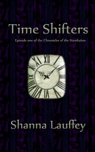 Time Shifters - Shanna Lauffey