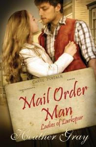 Mail Order Man - Heather Gray