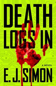 Death Logs In - E.J. Simon