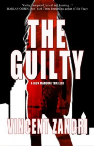 The Guilty (P.I. Jack Marconi) - Vincent Zandri