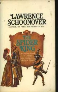 The Spider King - Lawrence Schoonover