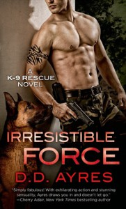 Irresistible Force - D.D. Ayres
