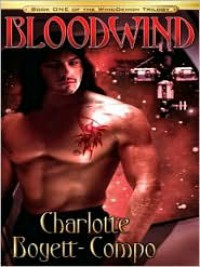 BloodWind (DemonWind #1) - Charlotte Boyett-Compo