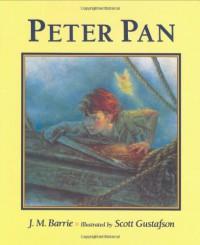 Peter Pan - J.M. Barrie, Scott Gustafson