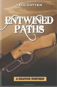 Entwined Paths (Book two of the Landon Saga) - Tell Cotten