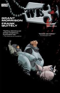 WE3 - Frank Quitely, Grant Morrison