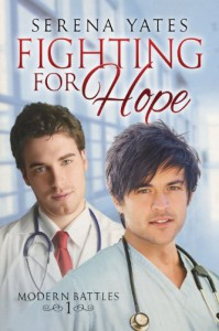 Fighting for Hope  - Serena Yates