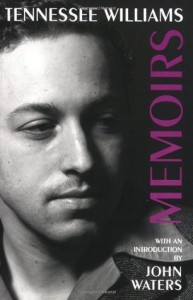 Memoirs - Tennessee Williams, John Waters