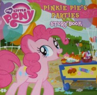 My Little Pony: Pinkie Pie's Parties Storybook - Brian Bacin