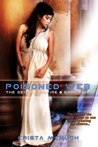 Poisoned Web - Crista McHugh