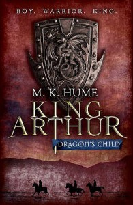 Dragon's Child  - M.K. Hume