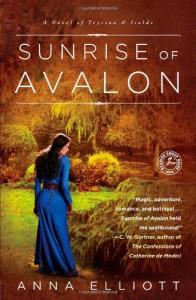 Sunrise of Avalon - Anna Elliott