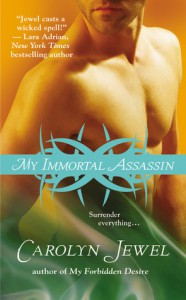 My Immortal Assassin - Carolyn Jewel