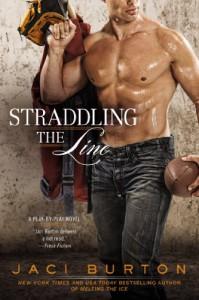 Straddling the Line - Jaci Burton