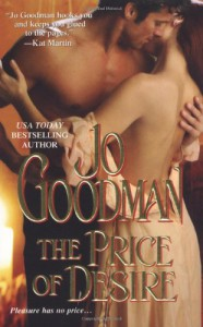 The Price Of Desire - Jo Goodman