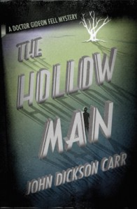 The Hollow Man - John Dickson Carr