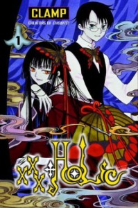 xxxHolic, Vol. 1 - CLAMP, William Flanagan