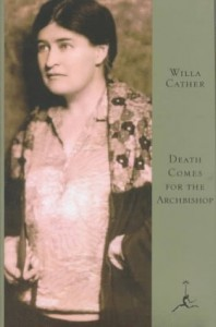 Death Comes for the Archbishop (Modern Library) - Willa Cather