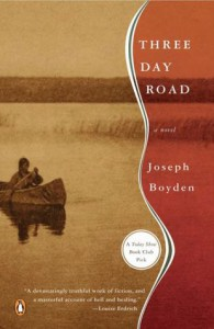 Three Day Road - Joseph Boyden