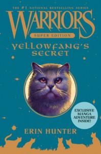 Yellowfang's Secret - Erin Hunter, James L. Barry
