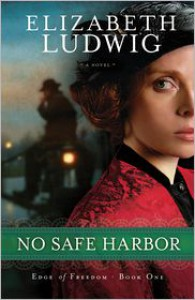 No Safe Harbor - Elizabeth Ludwig