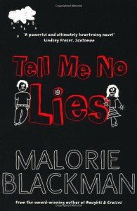 Tell Me No Lies - Malorie Blackman