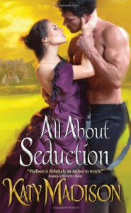 All About Seduction - Katy Madison