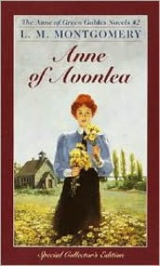 Anne of Avonlea (Anne of Green Gables Series #2) -