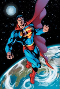 Superman: Up, Up, and Away! - Kurt Busiek, Geoff Johns, Pete Woods, Renato Guedes