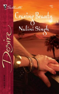 Craving Beauty (Silhouette Desire, #1667) - Nalini Singh