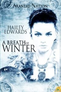 A Breath of Winter - Hailey Edwards