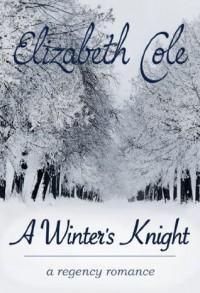 A Winter's Knight - Elizabeth  Cole