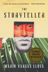 The Storyteller - Mario Vargas Llosa, Helen Lane