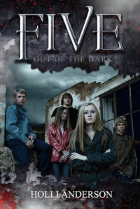 Five - Out of the Dark - Holli Anderson