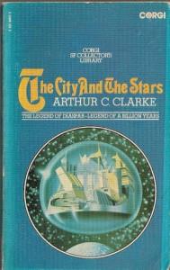 The City and The Stars - Arthur C. Clarke