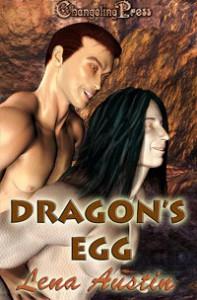 Dragon's Egg - Lena Austin